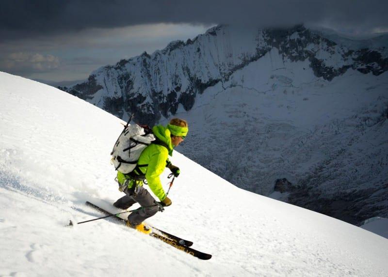 Peru: High Altitude Ski Mountaineering