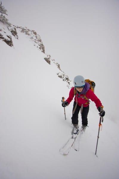 ski mountaineering course utah