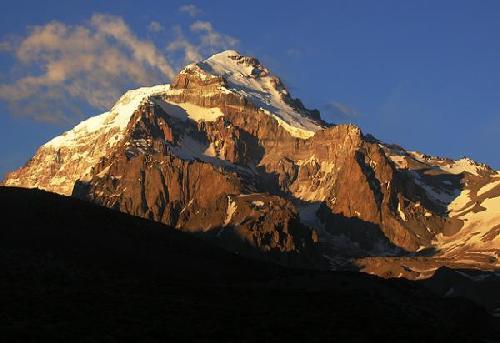 Argentina: Aconcagua, Polish Traverse:
