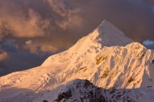 The ultimate challenge of every Ishinca Expedition- Tocllaraju!