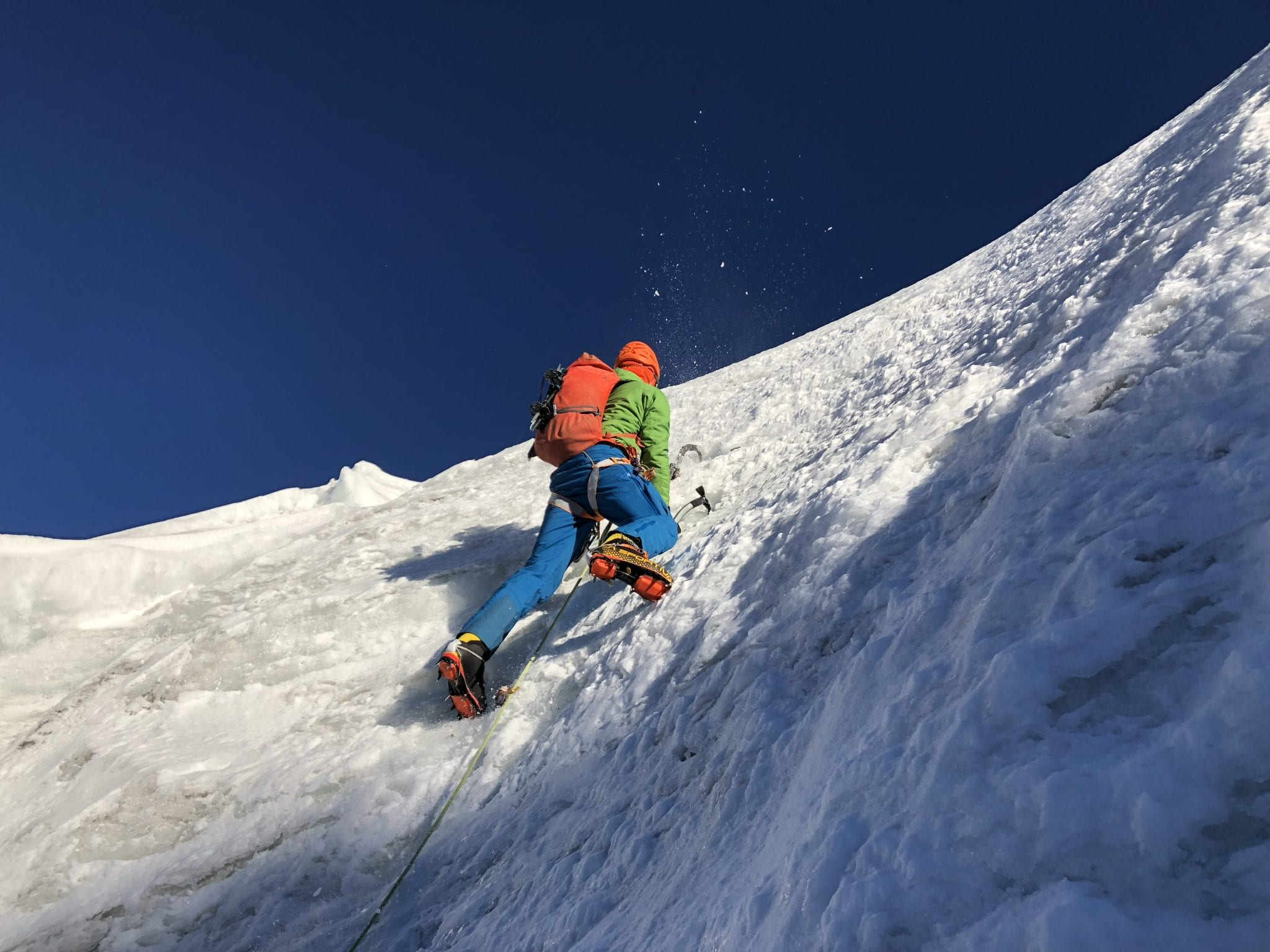 Alpine and Ice Climbing