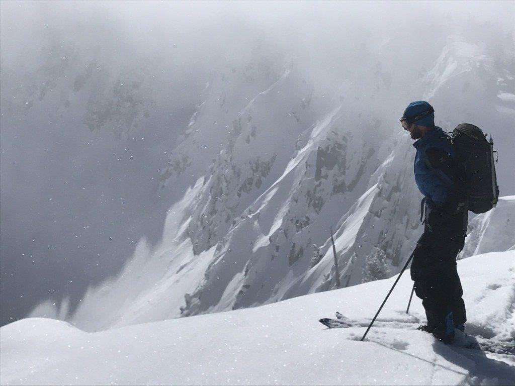 Ski Mountaineering Course, Wasatch Range, Utah